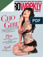 Metro Weekly - 09-03-15 - Margaret Cho