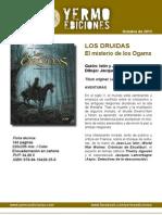 Yermo Ediciones Novedades Octubre 2015