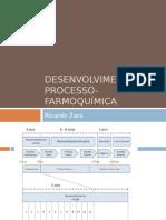 Desenvolvimento Processo-FARMOQUÍMICA