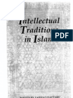Farhad Daftary - Intellectual Life Among the Ismailis