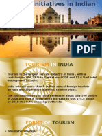 Current Initiatives in Indian Tourism