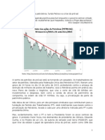 Greve dos petroleiros, fundo Petros e a crise do pré-sal