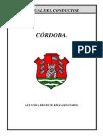 Manual Conductor de la Provincia de Cordoba