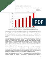 A explosão da dívida pública brasileira