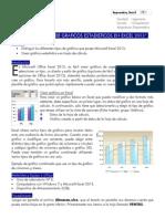 Creación de Gráficos Estadisticos en Excel 2013