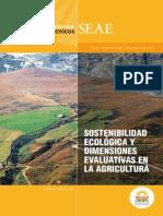 AGSal 2013 Sostenibiliad Ecológica CTSEAE AGS_13 DEF