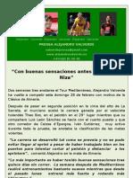 Nota de Prensa Alejandro Valverde (28!02!10)