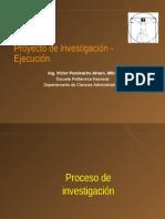 P6 Ejecucion Investigacion