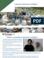 Visitas a La Granja y Queseria Ecologica