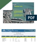Cruceros en Cádiz (2015)