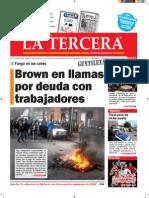 Diario La Tercera 02.09.2015