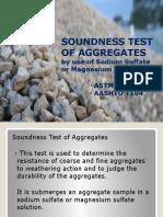 Soundness Report