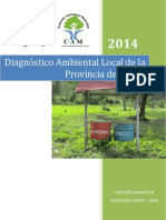 Diagnostico Ambiental Local_Satipo