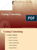 Casing Cementing