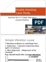 Fan High Vibration