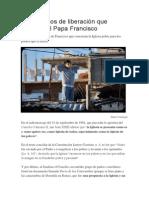 Los Caminos de Liberación Que Propone El Papa Francisco