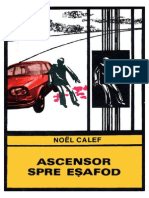 1970 - Noel Calef - Ascensor Spre Esafod (v 1.0)