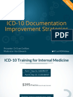 ICD-10 Documentation Improvement Strategies.