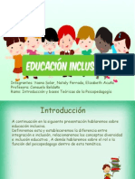 Educacion Inclusiva Power