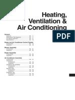 Hyundai HD78 Heating, Ventilation & Air Conditioning