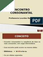 Encontro Consonantal Aula 03