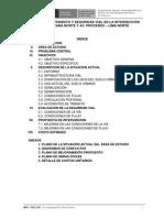 ESTUDIO DE TRANSITO-LIMA