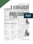 03_08_revista Ţara Hangului, nr 8 pe 1998