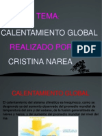Clentamiento Global
