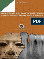 Identificación por Antropología Forense