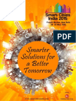 Smart Cities India 2015 Brochure