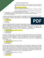 Exercícios Gestão da  Qualidade Total.docx
