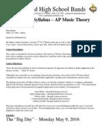 ap music syllabus