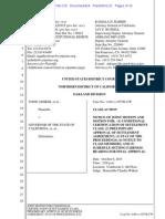 CA Solitary Confinement Settlement