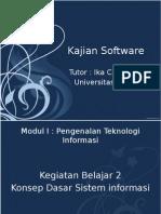 Kajian Software 1