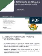 Economia Producto Nacional