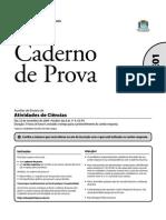 Fepese 2009 Prefeitura de Florianopolis Sc Auxiliar de Ensino Atividades de Ciencias Prof Substituto Prova (1)