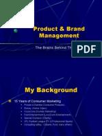 Brand Manage Men Ass Overview