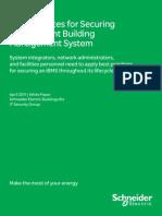 WP BESTPRAC Securing Intelligent Building Management System