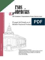 El Papel Del Estado en El Modelo Nacional Productivo de Bolivia