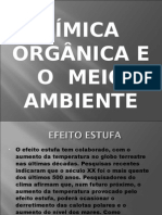 Quimica Organica e o Meio Ambiente 2 CORRETO