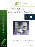 2024623 Guidelines for Lightning and Surge Protection 4v0