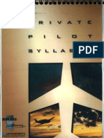 Private Pilot Syllabus PDF