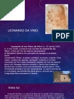 prezentare Leonardo DaVinci