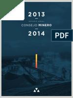 Reporte Anual CM 2013 2014
