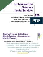 DS+Cliente+Servidor-+aula+1+-+Introdu%C3%A7%C3%A3o+ao+Cliente+Servidor