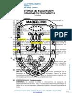 Syllabus Sistemas de Evaluación y Estándare s Educativos 2014