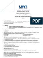Guía #3 de Química Compuestos quimicos