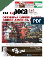 Nº 686 - Especial América Latina - Agosto 2015