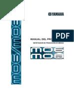 Manual Yamaha Mo6 Mo8