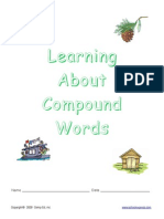 Learning Compound Words